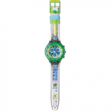 Swatch Control Panel watch