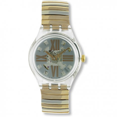 Swatch Copper Rush watch