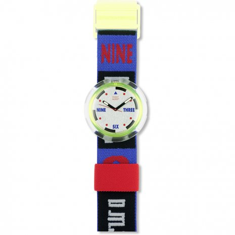Swatch Count Down watch