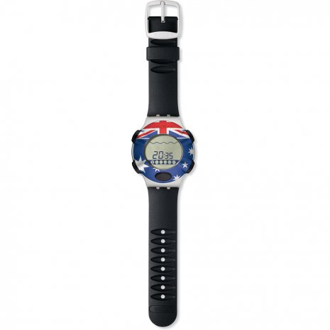 Swatch Country .Beat Australia watch
