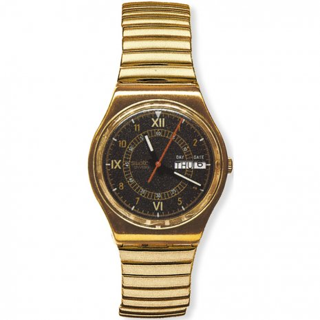 Swatch Courier watch