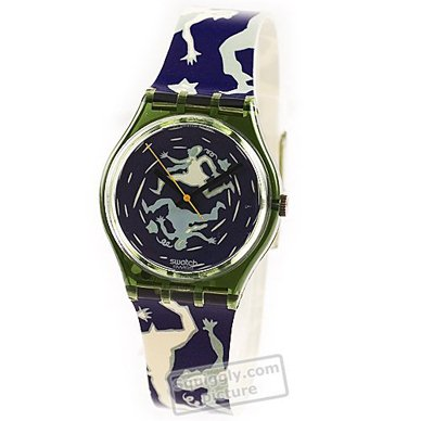 watch Green Quartz