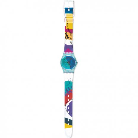 Swatch Croque Moiselle watch