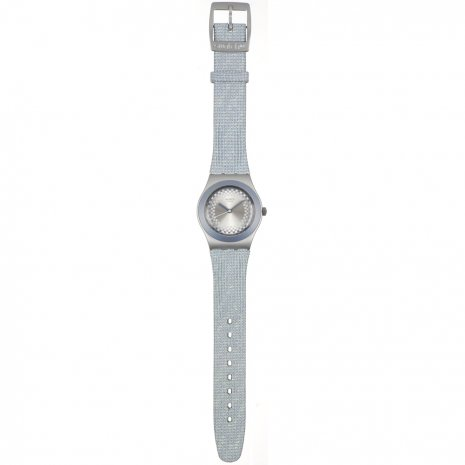 Swatch Crystal Curtain watch