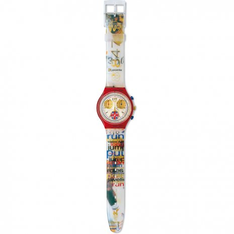 Swatch Daley Thompson watch