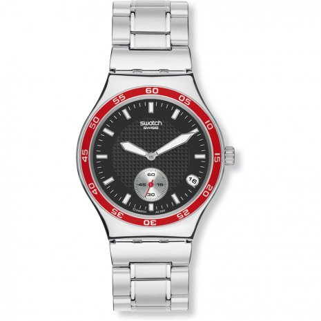 Swatch Dark Blood watch