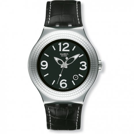 Swatch Dark Emir watch