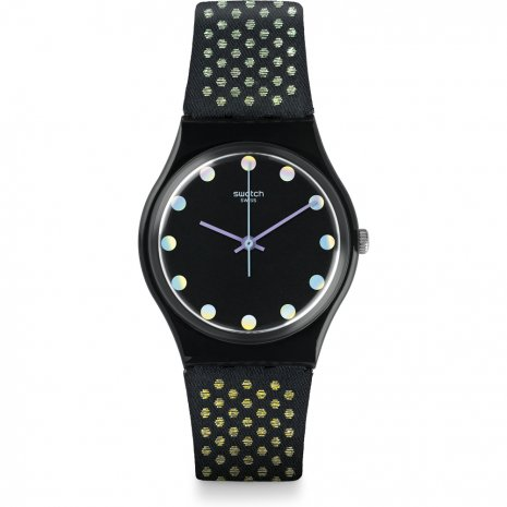 Swatch Diamond Spots watch