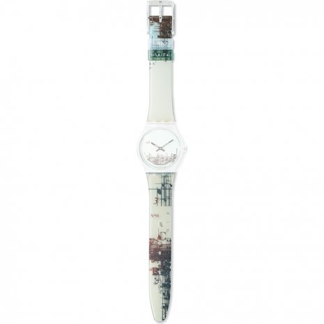 Swatch SLK113 Dodecaphonic Strap