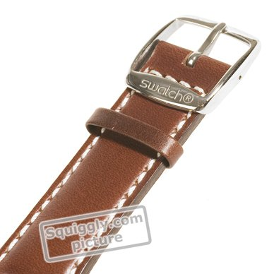 XL Steel Nabab Watch with Date Fall Winter Collection Swatch