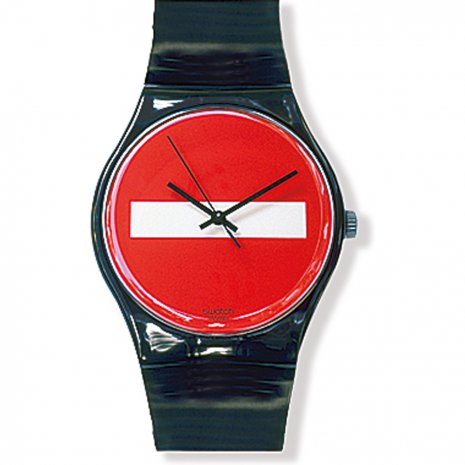 Swatch Don't watch