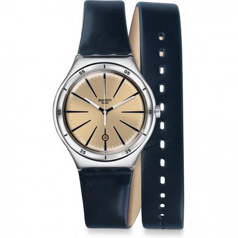 Swatch Double Depth watch