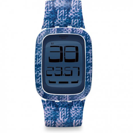 Swatch Double Knit watch