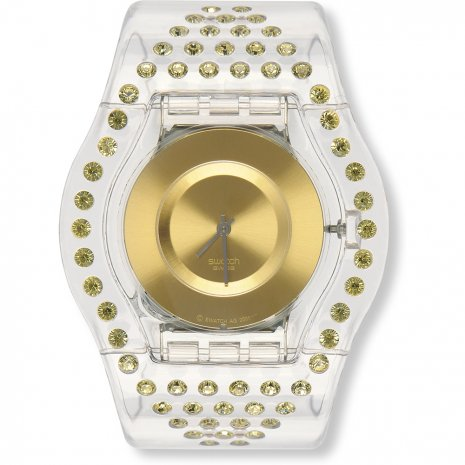 Swatch Dreamlight Yellow Large watch