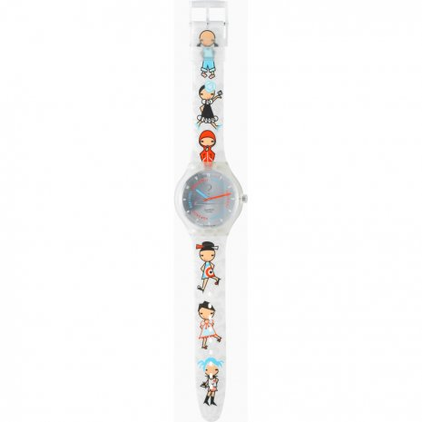 Swatch Dressin' Day (game) watch