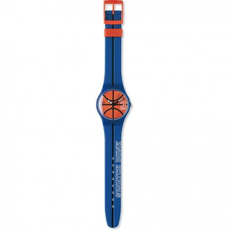 Swatch Dunk It! watch