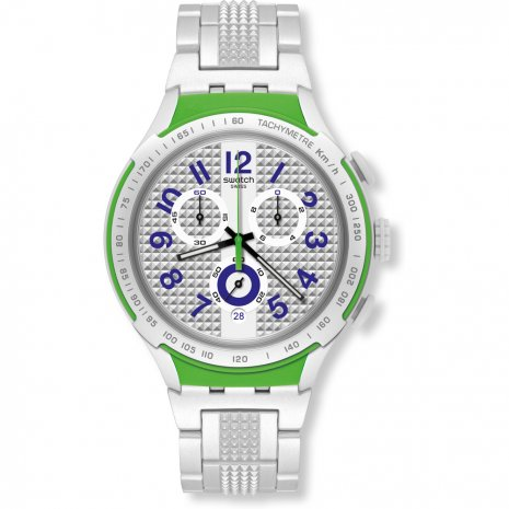 Swatch Electric Ride watch