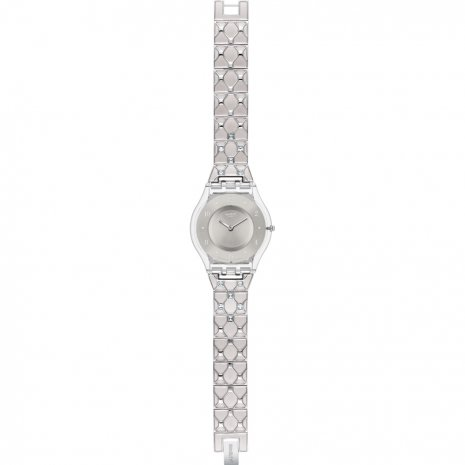 Swatch Elegantly Framed Silver watch
