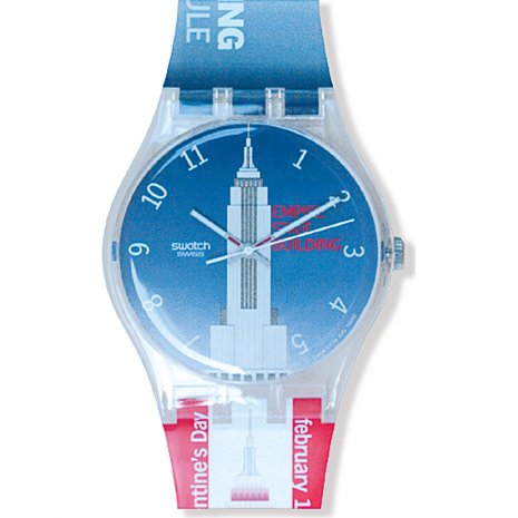 Swatch Empire State watch