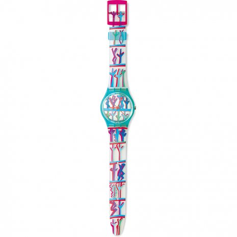 Swatch Enchanting Forest watch
