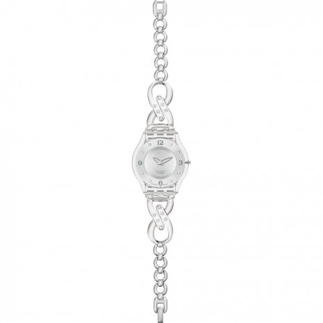 Swatch Entangled Shine watch
