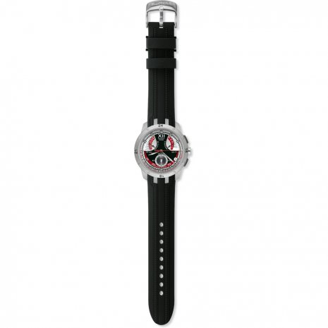 Swatch Evening Black watch
