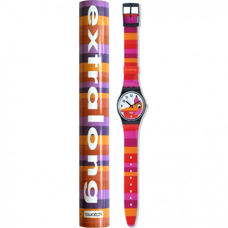 Swatch Extra Long Role (Extra Long) watch