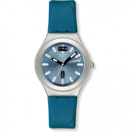 Swatch Extrados (Blue) watch