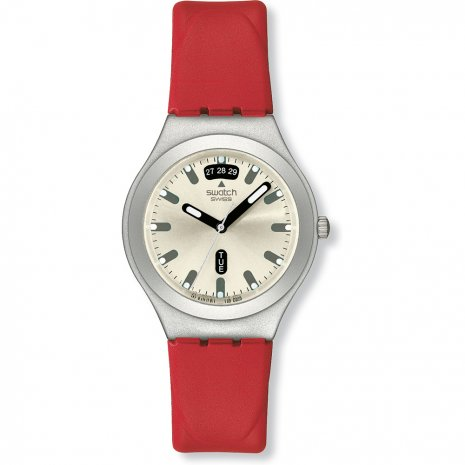 Swatch Extrados (Silver) watch