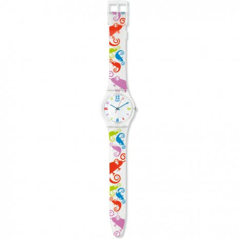 Swatch Fabiloreado watch