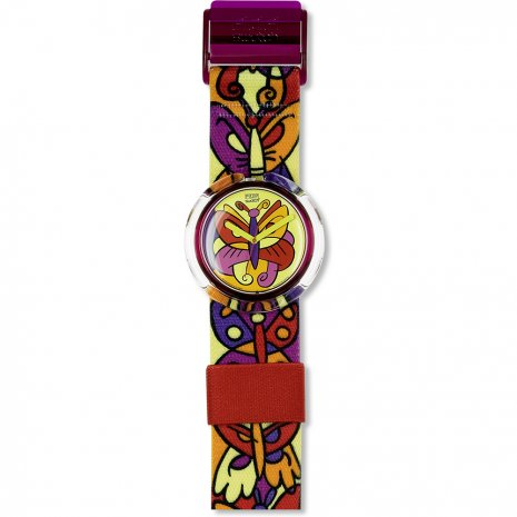 Swatch Farfalla watch