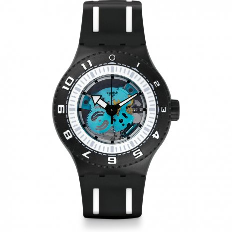 Swatch Feel The Sea watch