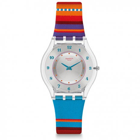 Swatch Flüte de Pan watch
