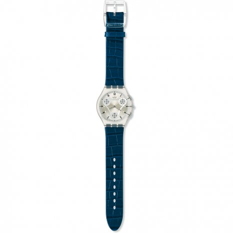 Swatch Flatzone (Blue) watch