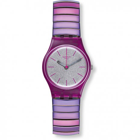 Swatch Flexipink L watch