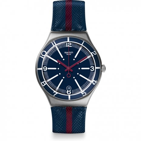 Swatch Floating Line watch