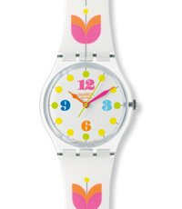 GE152 Floral Flash 34mm