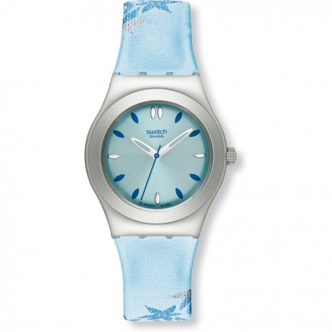 Swatch Flowerly watch