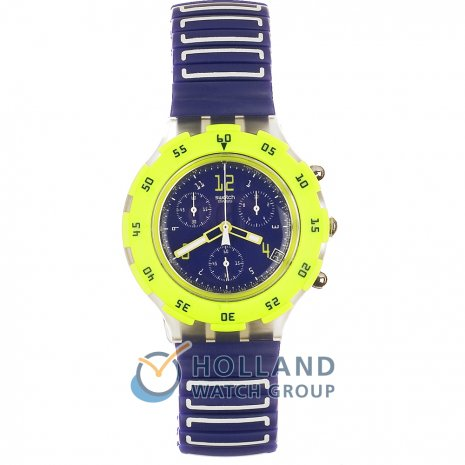 Swatch Fluo In Water watch