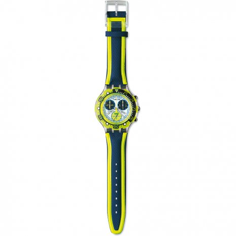 Swatch Fluosite watch