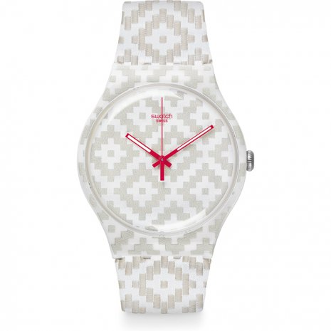 Swatch Flying Carpet watch