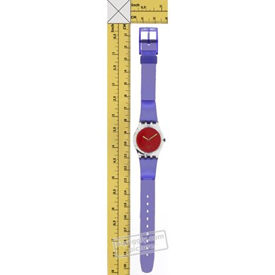 Swatch watch Purple