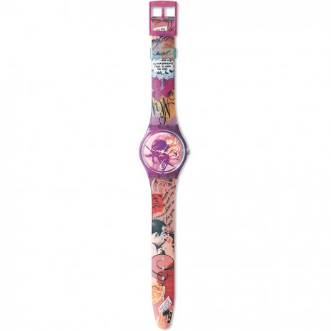 Swatch For Your Heart Only watch