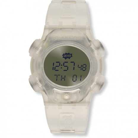Swatch Freezing Point watch