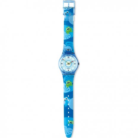 Swatch Froggy Weather watch