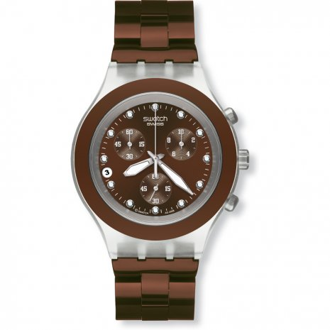 Swatch Full-Blooded Earth watch