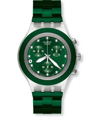 SVCK4043AG Full-Blooded Green 43mm