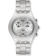 SVCK4038G Full-Blooded Silver 43mm
