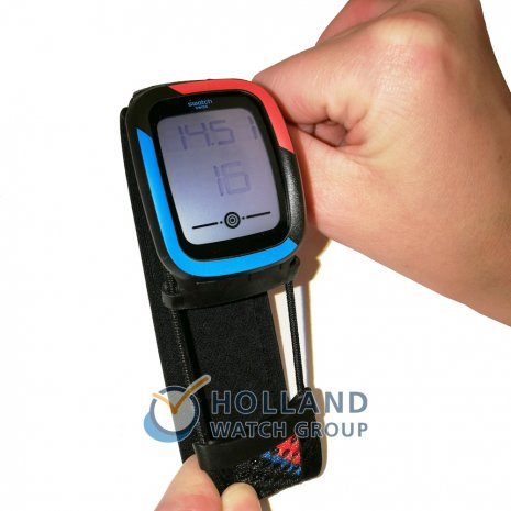 Smartwatch touch zero one Fall Winter Collection Swatch