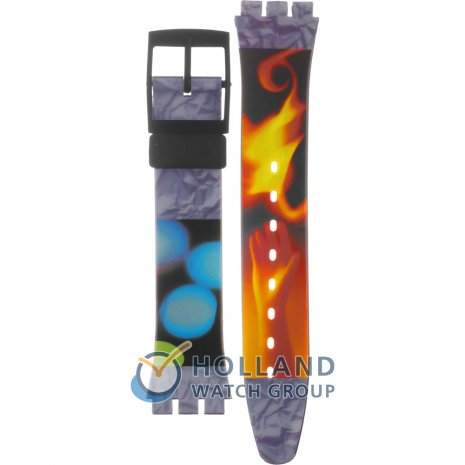 Swatch GB182 Booster Strap